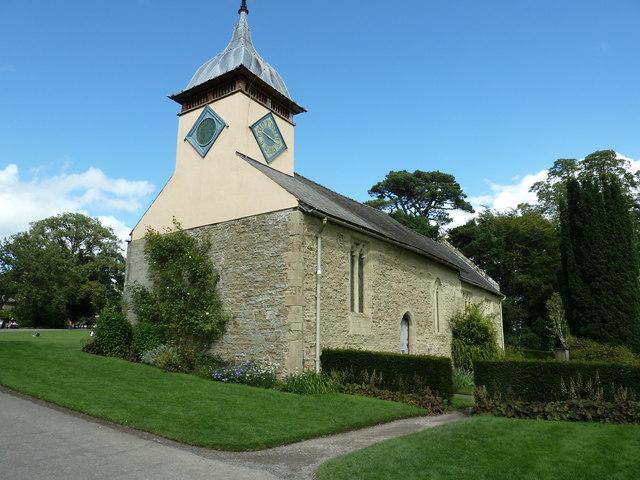 St Michaels Church by Croft Castle