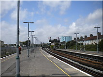 TQ0202 : The platform ends at Littlehampton by Richard Vince