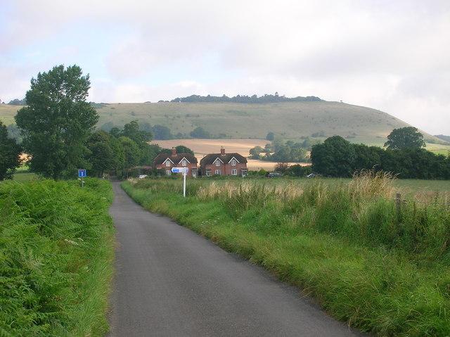 Farm cottages, West Wick Farm, Pewsey