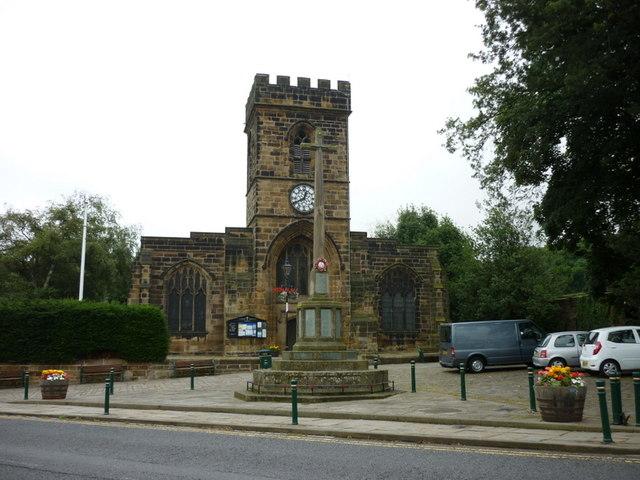 The War Memorial at Guisborough