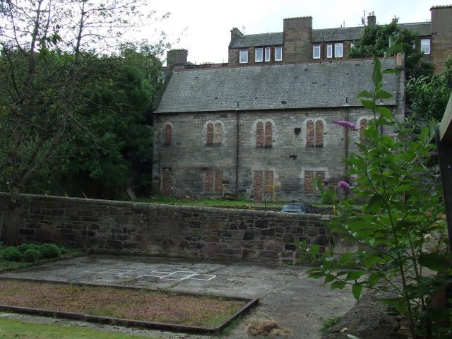 Former St Kentigern's Church