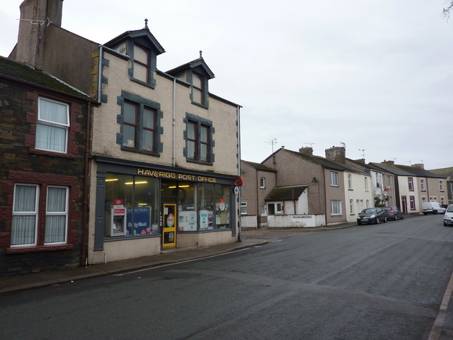 Haverigg Post Office