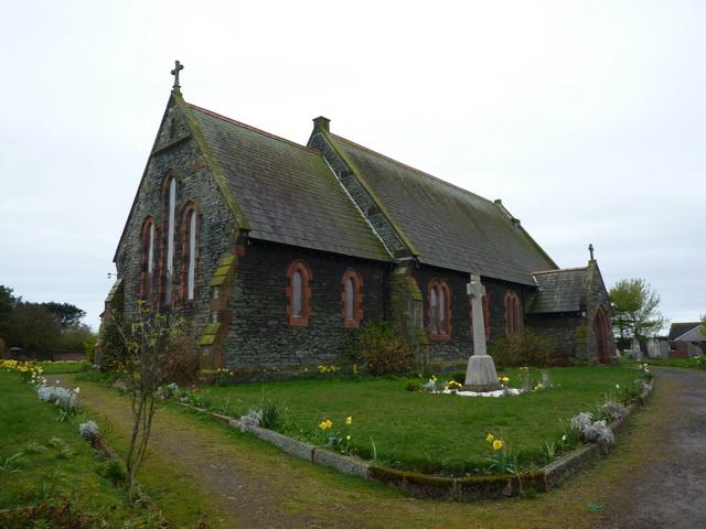 Church of St Luke, Haverigg