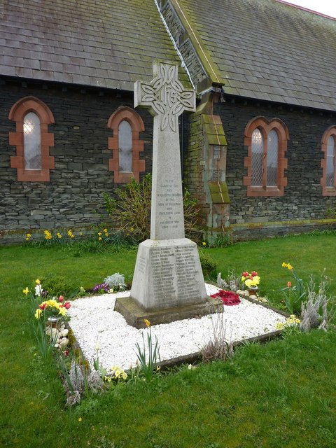 Haverigg War Memorial