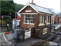 SE8191 : Levisham Railway Station by JThomas