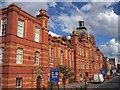 SJ3288 : The grand looking old Elementary School in Conway Street by Raymond Knapman