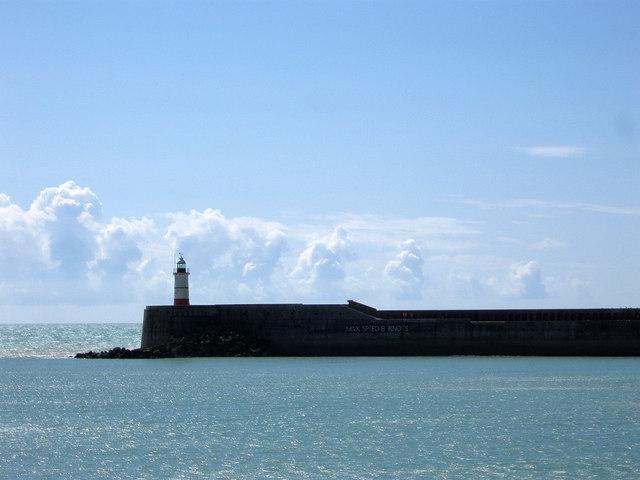 Lighthouse, Western Breakwater