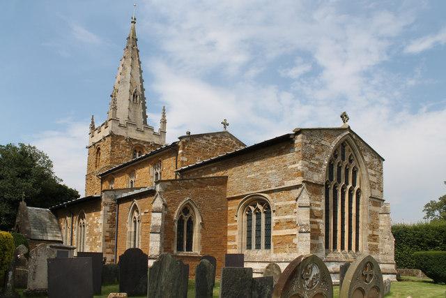 St Guthlac's church, Branston