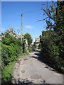 SP4510 : Pound Lane Cassington by Chris Holifield