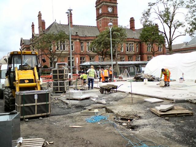 Phase 2 Renewal Work