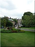 SE2955 : Valley Gardens entrance by DS Pugh