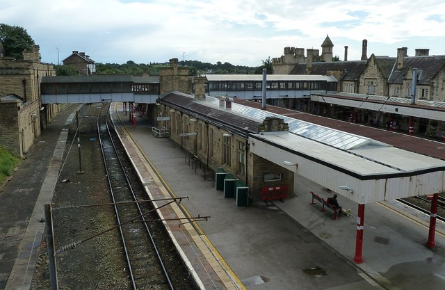Lancaster Railway Station C Rob Farrow Geograph Britain And Ireland