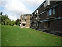 TL4359 : Churchill College accommodation by DS Pugh
