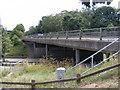 TM2241 : A1156 Felixstowe Road Bridge by Adrian Cable