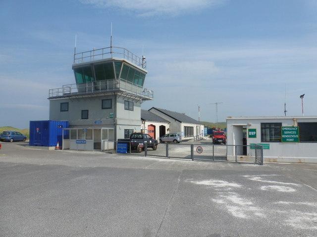 Barra: the air terminal