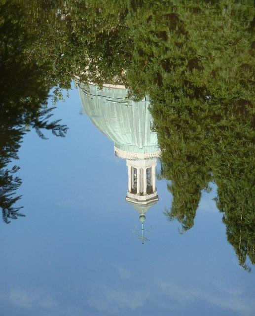 Lancaster - Ashton Memorial reflection (II)
