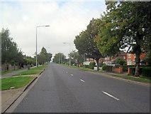 SK9567 : Hykeham Road by Trevor Rickard