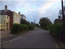 SX9392 : Manston Terrace, Exeter by David Smith