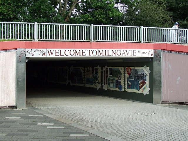 Welcome to Milngavie