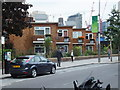 TQ3180 : Styles House, on the corner of The Cut and Hatfields, Southwark by PAUL FARMER
