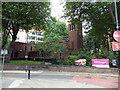 TQ3180 : Christ Church Southwark by PAUL FARMER