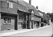 TQ4109 : Anne of Cleves' House, Lewes by Leslie Whitcomb
