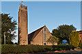 TQ4158 : St Marks Church, Biggin Hill  by Ian Capper