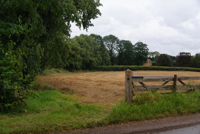 Field by Little Ingestre