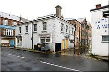 TA2710 : Salsbury's Becketts Café, Grimsby by Dave Hitchborne