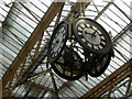 TQ3179 : The Clock, Waterloo Station, London SE1 by Christine Matthews