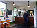SU5832 : Station Buffet, Alresford Station, Watercress Line, Hampshire by Christine Matthews