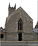 R3377 : Ennis - Jane O'Brien's Walking Tour - Old Friary Ruins along Abbey Street by Suzanne Mischyshyn