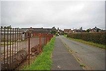 SJ7744 : Neatherset Hey Lane by Glyn Baker