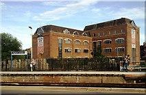 TQ2775 : Platforms, Clapham Junction Railway Station by Claire MacNeill