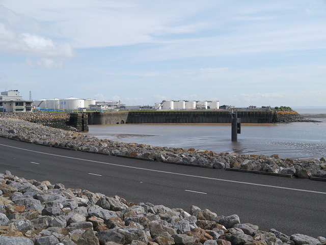 Cardiff Oil Terminal