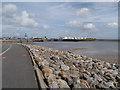ST1972 : Cardiff Bay Barrage by David Dixon