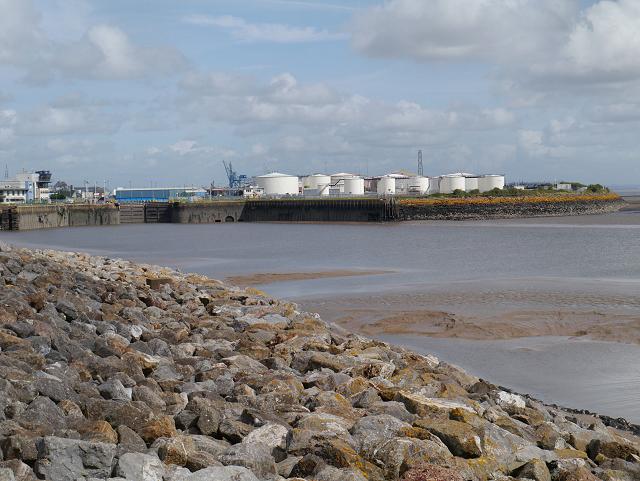 Severn Estuary, Cardiff Flats