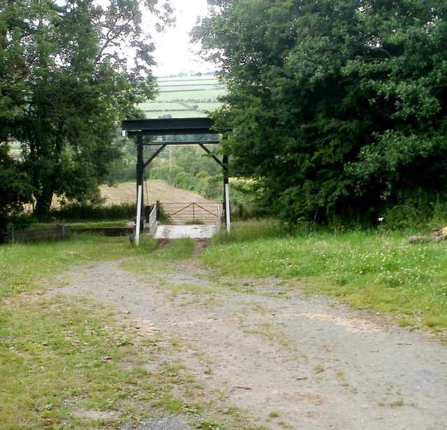 Canal bridge 149 north of Cross Oak