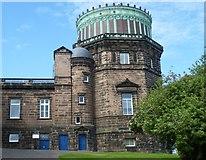NT2570 : Royal Observatory tower, Blackford Hill by kim traynor