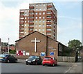 SJ9398 : Welbeck Street Baptist Church by Gerald England
