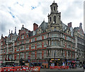 SK5804 : Grand Hotel, Granby Street, Leicester by Stephen Richards
