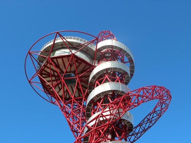 Orbit, Olympics Park