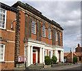 SK8053 : Barnbygate Methodist Church  by Alan Murray-Rust