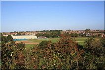 SY6778 : Weymouth Athletics Centre by John Stephen