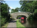 SD4969 : Bridge over the Lancaster Canal, Carnforth by Malc McDonald