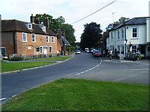 SU7037 : Jane Austen's House, Winchester Road by Colin Pyle
