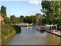 SJ6475 : Trent and Mersey Canal, Anderton by David Dixon