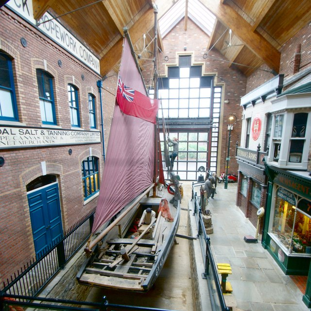 National Fishing Heritage Centre, Grimsby
