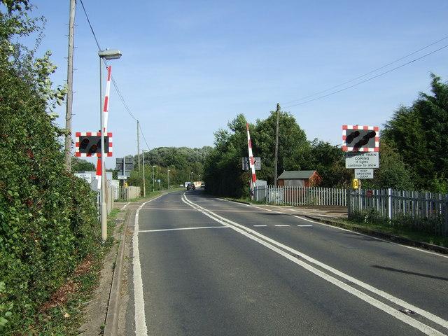 Folly Bank Crossing