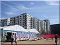 TQ3785 : Olympic Village by Paul Gillett